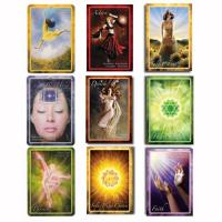 Chakra Insight Oracle Cards by Caryn Sangster