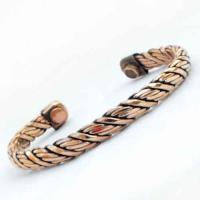 Magnetic Copper Bracelet Style 2