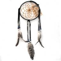 "6"" Dream Catcher -Black"