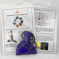 Chakra Crystal Set