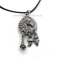 Eagle Animal Spirit Pendant