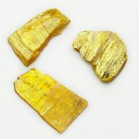 Natural Gold Orpiment Crystals