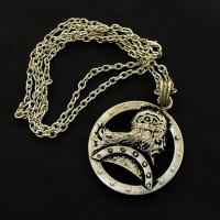 Norse Warrior Amulet Pendant