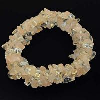 Rose Quartz & Clear Quartz Bracelets