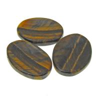 Small Tiger Eye Worry Stones