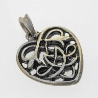 Celtic Heart Knot Pendant