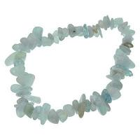 Aquamarine Chip Bracelets