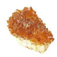 Aduli Red Quartz Druse Specimen #2