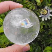 Rainbow Quartz Crystal Ball #1
