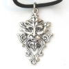 The Green Man Pendant
