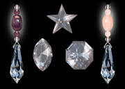Feng Shui Hanging Crystals