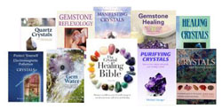 Crystal Healing Books
