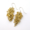 Citrine Grape Earrings