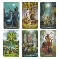 The Green Witch Tarot from Llewellyn