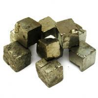 Iron Pyrite Cubes