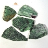 Natural Zoisite & Ruby Rock