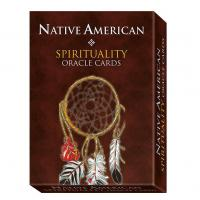 Native American Oracle Cards by Laura Tuan