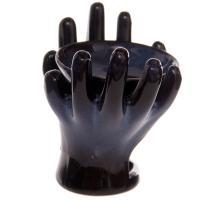 Open Hands Oil Burner - Blue