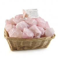 Rough Rose Quartz Rock Crystal