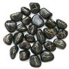 Black Onyx Runes Stone Set