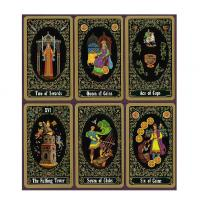 Russian Tarot of St. Petersburg Tarot Deck