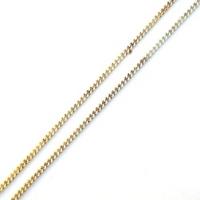 Sterling Silver Medium Curb Chain 16inch