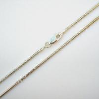 Sterling Silver Medium Snake Chain 16inch