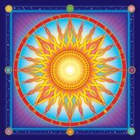 The Sun Shamana Card