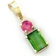 Tourmaline - Red, Blue, Greens