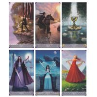 Triple Goddess Tarot from Lo Scarabeo