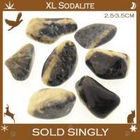 Extra Large Sodalite Tumbled Stones