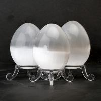 Selenite Eggs 6cm