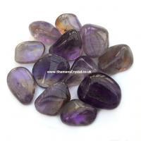 Ametrine Tumble Stones