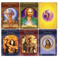 Ascended Master Oracle Cards by Doreen Virtue