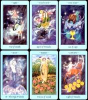 The Celestial Tarot deck of tarot cards