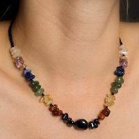 Chakra Chip Necklace