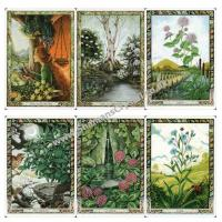 DRUID PLANT ORACLE Set by Philip & Stephanie Carr-Gomm