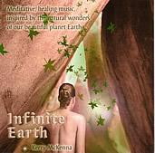 Infinite Earth CD by Kerry McKenna