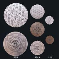 Copper Energy Mandalas