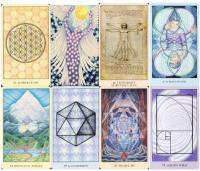 Sacred Geometry Oracle Deck by Francene Hart