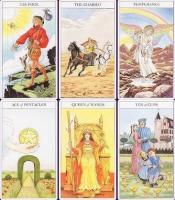 The Sharman-Caselli Tarot card Deck