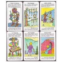 The Starter Tarot Deck by George R. Bennet