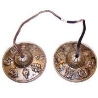 Tibetan Ting Sha Cymbals