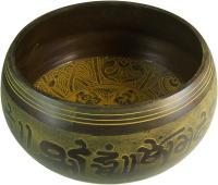 Five Buddha Singing Bowl