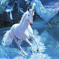 Galloping Unicorn Greeting Card, with Music CD