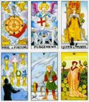 UNIVERSAL WAITE Tarot Cards Deck