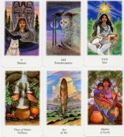 Vision Quest Tarot cards