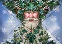 Snowflake Fairy Card