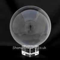 Extra Large Crystal Ball 13cm