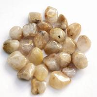 Rutilated Quartz Tumble Stones 2.5-3cm L